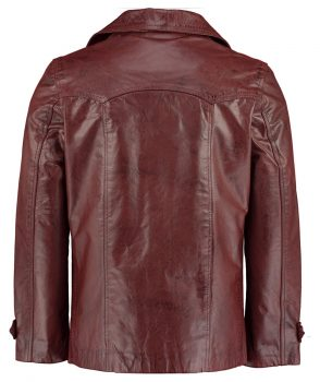 Mens Heist Red Wine Leather Jackets 02.jpg