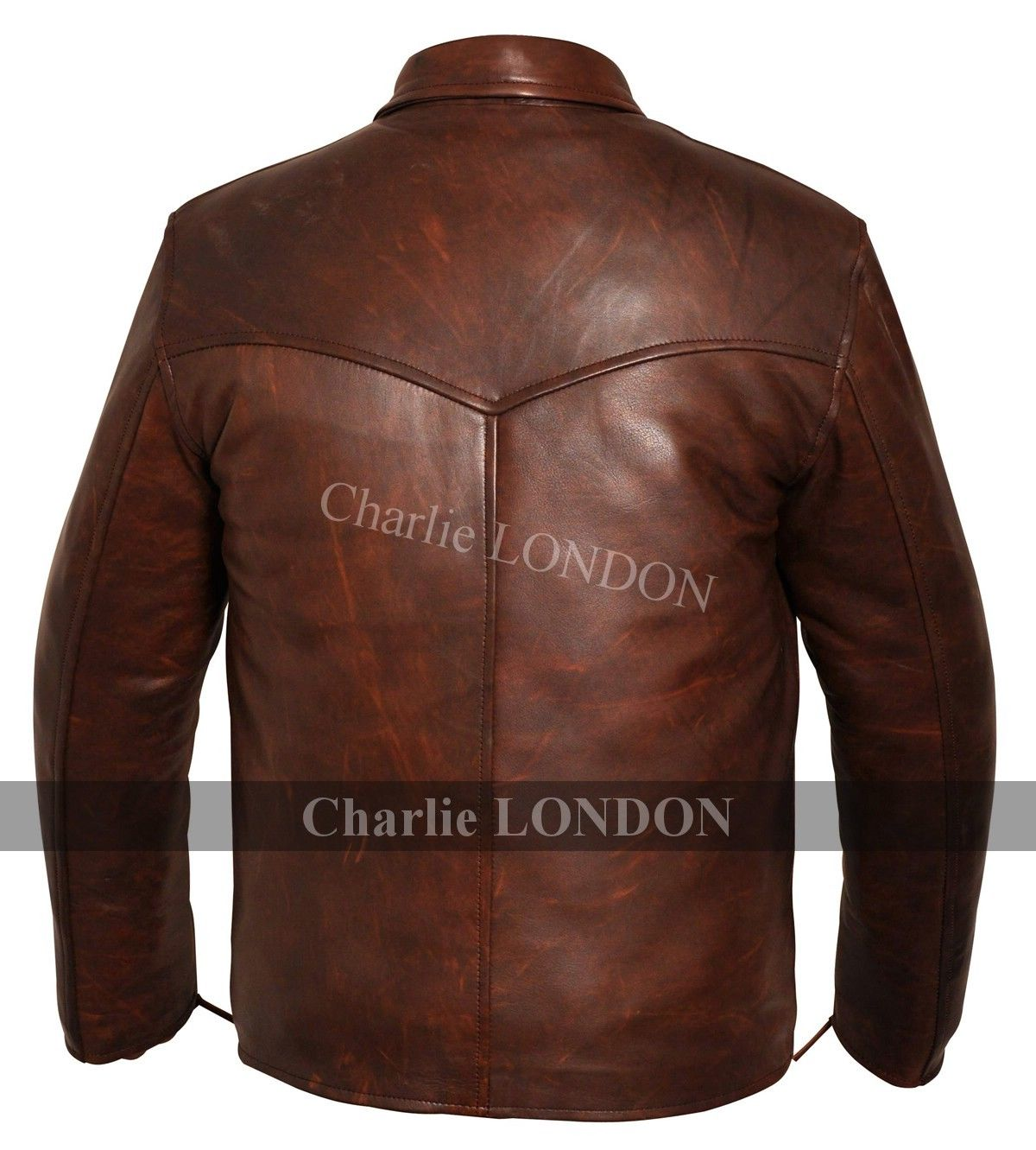 Mens The Wheelman Brown Leather Jackets 03.jpg