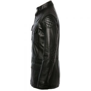 Mens Three Quarter Brontes Leather Jackets -2.jpg
