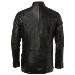 Mens Three Quarter Brontes Leather Jackets -3.jpg